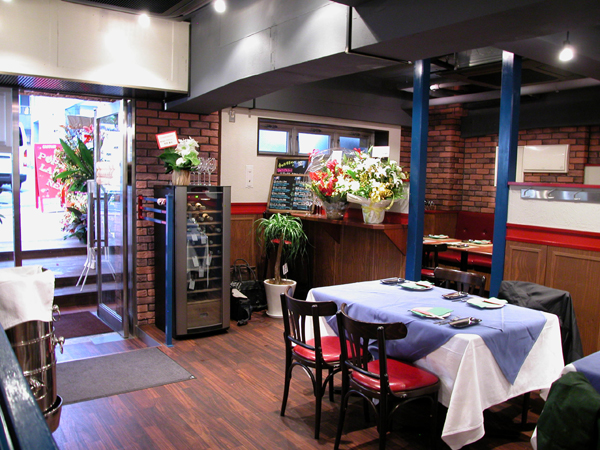 No.376 代々木 レストラン